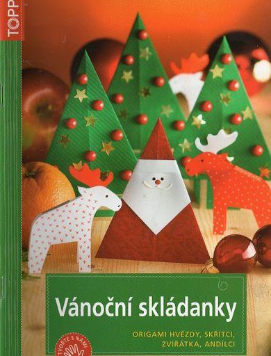 Topp - Vánocni Skládanky (origami) - Muscaria Amanita - Picasa Webalbumok