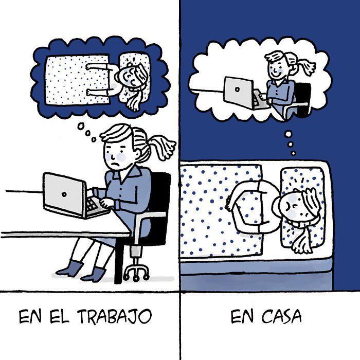 Gemma Correll depresion ansiedad ilustracion 10
