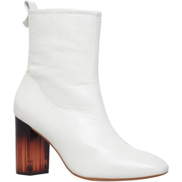 1000  ideas about White Ankle Boots on Pinterest | Comfortable ...