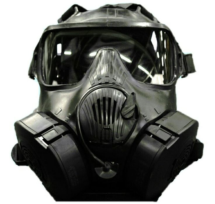 In addition to my M40 gas mask, I'm considering investing in a M50 mask. It's a straight upgrade from the M40, Better protection with a higher FOV. However, I feel that this mask may impede on my ability to ADS with a weapon considering it holds dual canisters. Price is a bit high, but worth it.