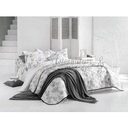 Issimo Rose Art - set cuvertura de pat din bumbac satinat - material natural 100% bumbac - tesatura satin pentru un plus de stralucire in dormitor - dimensiuni generoase: 240x260 cm - 2 fete de perna 50x70 cm + 1 fata de perna 45x45 cm http://www.asternuturisiprosoape.ro/issimo-rose-art-set-cuvertura-de-pat-din-bumbac-satinat.html