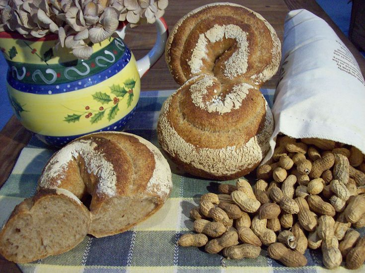 Peanut Bread