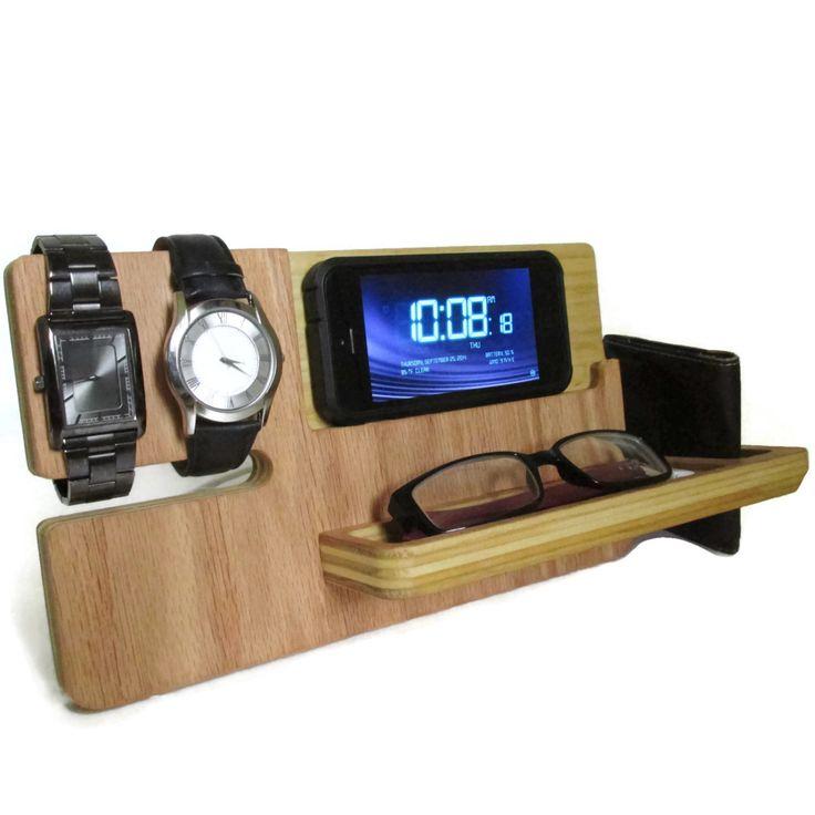 Universal smart eye and watch dock valet ideas de for Nice watch for boyfriend