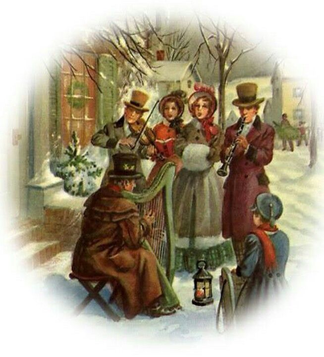 Victorian Christmas Carolers Decorations: Style, Caroler