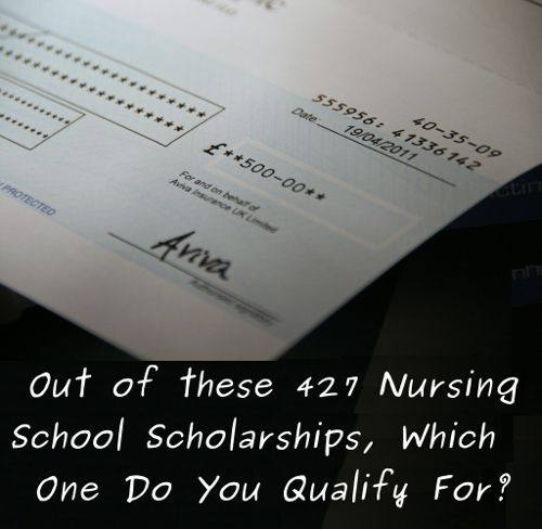 nursing school scholarships
