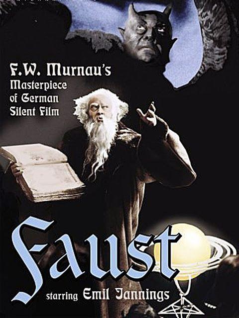Némafilmek - magyarul: Faust (1926)