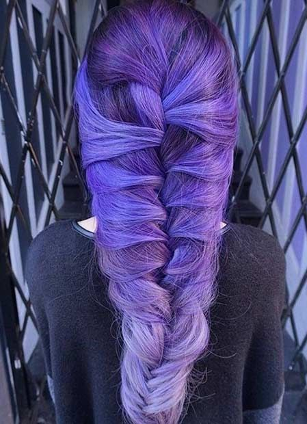21 Pastel Hair Color Ideas For 2016