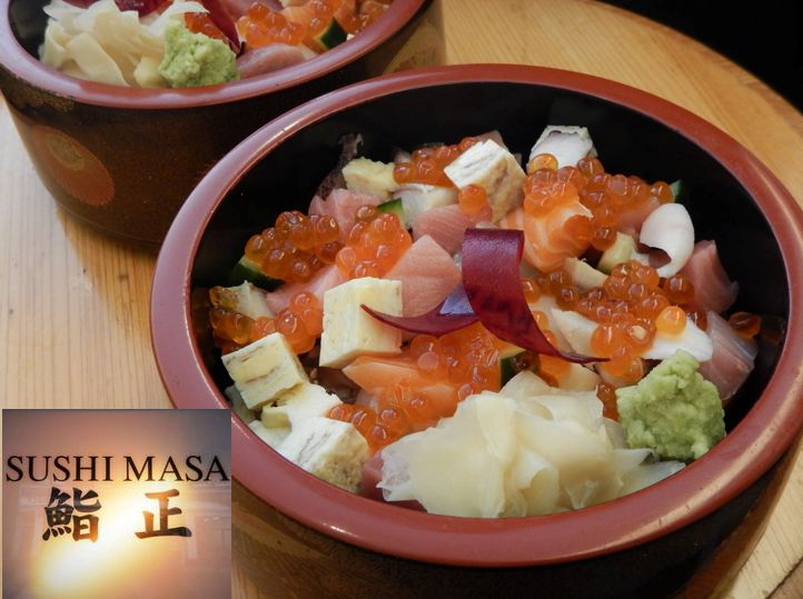 Love sushi? Check out Sushi Masa in #WillesdenGreen for the best sushi in town! #sushi #willesden #expats #expatsinuae #UKpropertyinvestment #restaurants #sushimasa