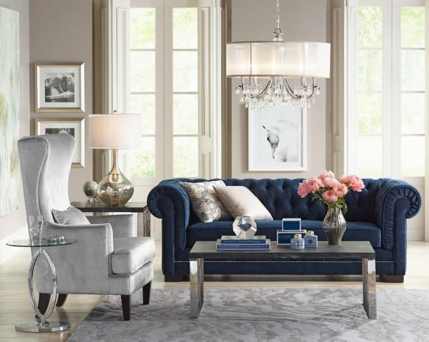 Top 100+ Tufted Sofa Living Room Ideas
