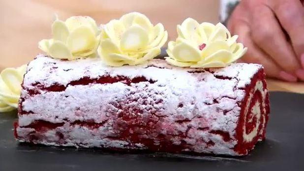 The Great British Bake Off: Red velvet