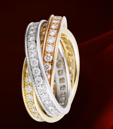 Cartier Trinity Ring(s)