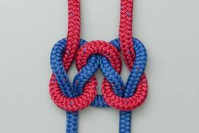 Square Knot (Reef Knot) | How to tie the Square Knot (Reef Knot) | The Basics Knots