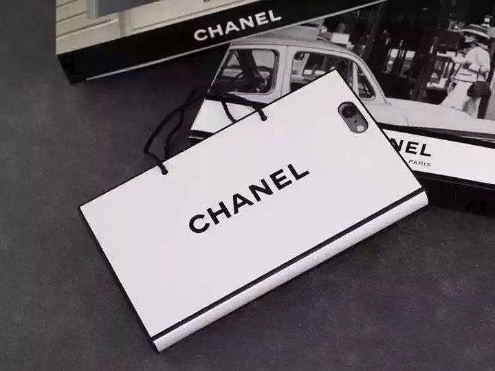 個性的ChanelショッピングバッグデザインiPhone7/6sカバー