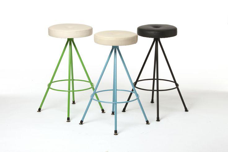 Tall stools   Andrew Missen   Nidus Furniture