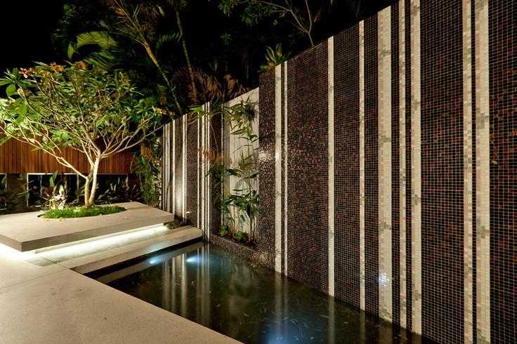 Little Cove Residence in Noosa, Sunshine Coast, Australia by 4Blue PoolsDecor Ideas, Asian Landscapes, 4Blue Pools, Design Ideas, Dreams Pools, Landscapes Design, Outdoor Design, Pools Designrulzcom, 10 Dreams