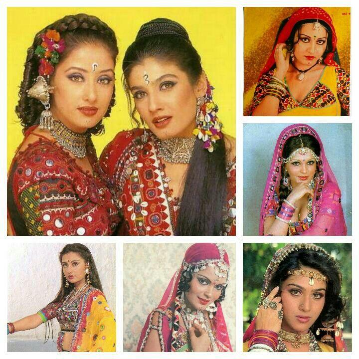 Gypsy beauties-Manisha,Raveena,Reena,Parveen,Poonam,Zeenat,Meenakshi