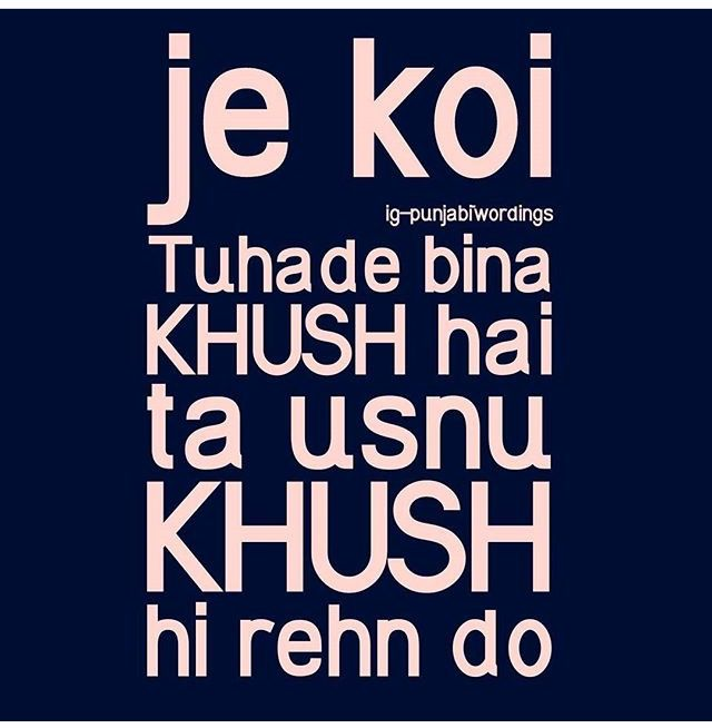 Best 25+ Punjabi Quotes Ideas On Pinterest