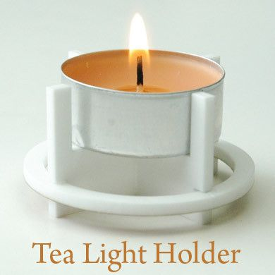 Design your own products - Small Tea Light Holder