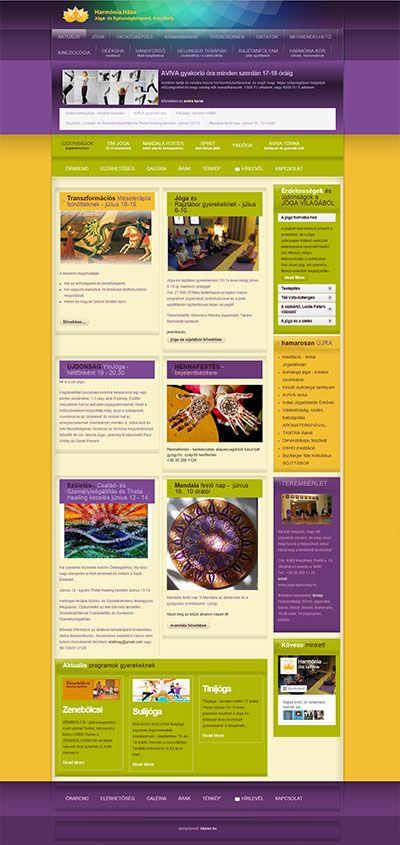 Logó, arculat, kiadványtervezés. Weboldaltervezés - kivitelezés