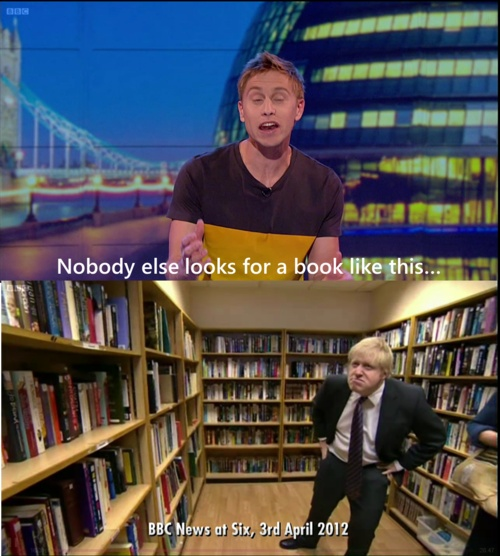 Russell Howard's Good News (Series 6: Episode 1)