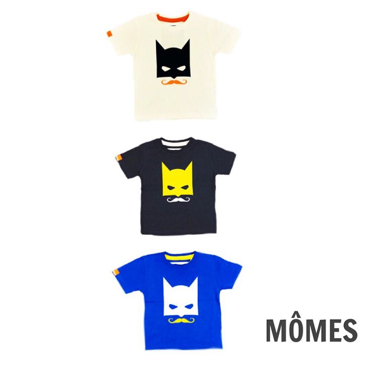 "NEW | As promised here's our new design!!! Both our sons are currently really into superheroes so we thought why not create ""Bruce""- Super hipster? & lets face it, which 4 & almost 3 year old doesn't like superheroes???  We also had quiet a few requests from you guys so THANK YOU for inspiring us again, we hope you like the end result  A super hero with a twist and a mo  Bruce is available to purchase in long and short sleeves as well as baby onesies!! Like all our other designs, he is mad"