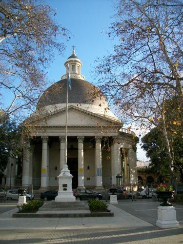 Barrio de Belgrano - Foto de la Iglesia la Redonda