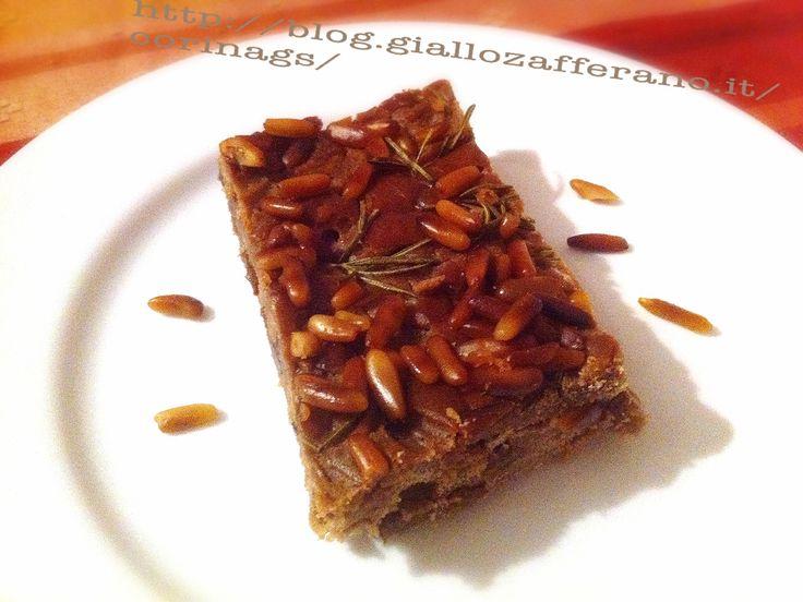 Castagnaccio | Ricetta base dolce