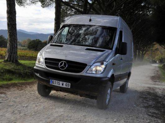 Mercedes Sprinter Furgon (NCV3) prices - http://autotras.com