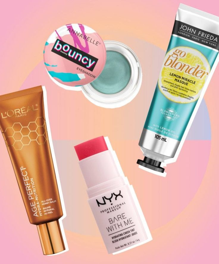The Drugstore Beauty Finds We're Loving for Summer