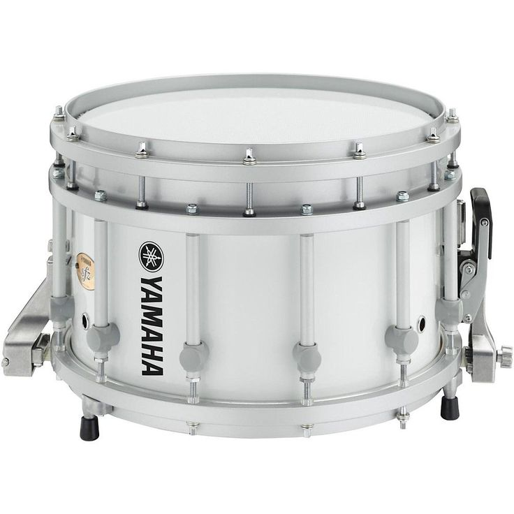Yamaha 9300 Series Piccolo SFZ Marching Snare Drum 14 x 9 in. White