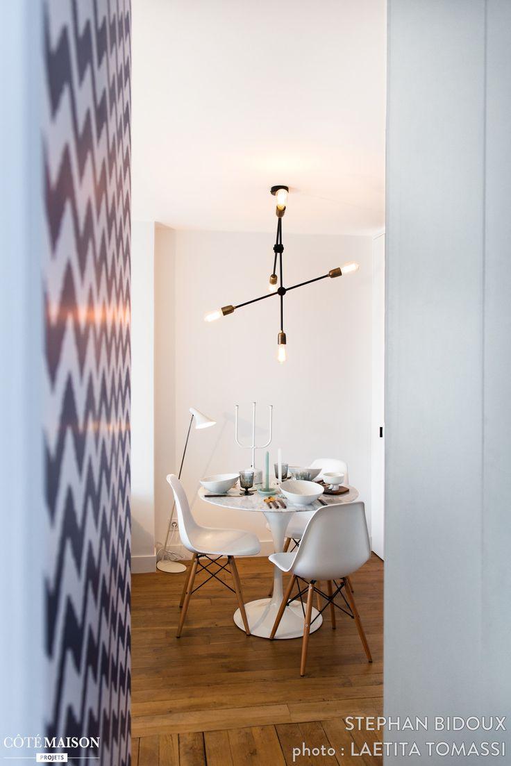 plus de 1000 id es propos de salles a manger dining rooms sur pinterest eames salles. Black Bedroom Furniture Sets. Home Design Ideas