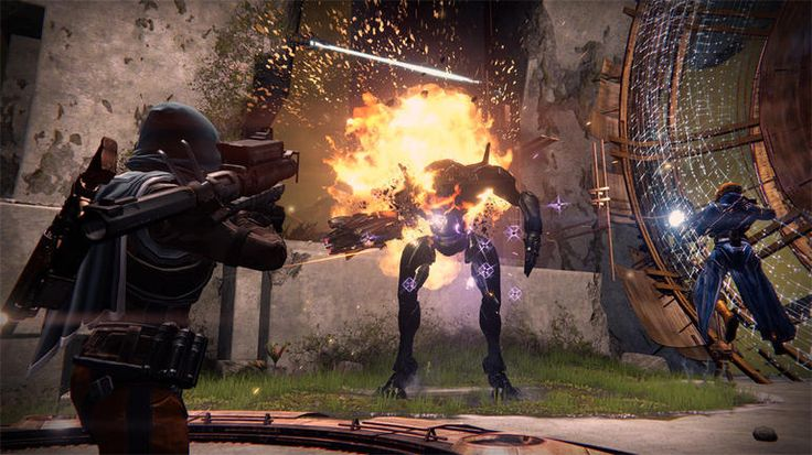 Destiny is a victim of the hype machine created around it. It's a refined console shooter that feels great during the action, but goes stale during just about every other component of the game.