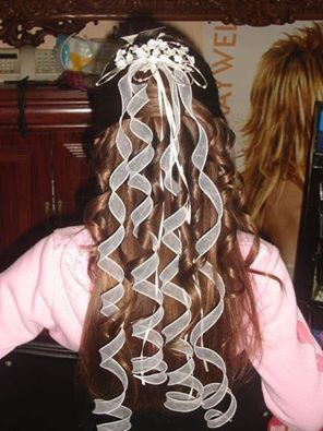 Cute for a First Communion or for a party <3 <3 <3