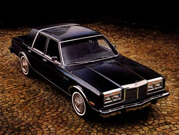 1982 Chrysler New Yorker Fifth Avenue