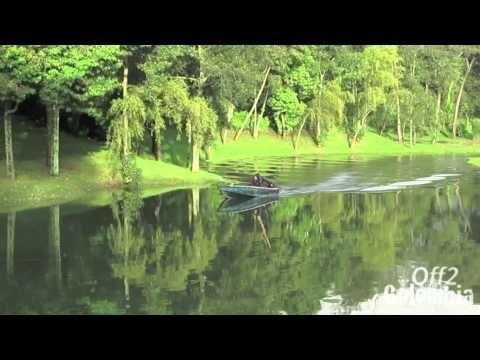 Parque Simon Bolivar Bogota Colombia