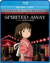 Spirited Away [Blu-ray/DVD] [2 Discs]  (English/French/Japanese)  2001 - Best Buy