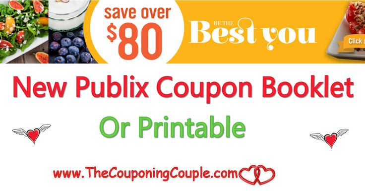 Look for the New! Be The Best You Publix Coupon Booklet in your stores. Here's a list of the Publix coupons you'll find or PRINT here...  Click the link below to get all of the details ► http://www.thecouponingcouple.com/new-be-the-best-you-publix-coupon-booklet-and-printables/ #Coupons #Couponing #CouponCommunity  Visit us at http://www.thecouponingcouple.com for more great posts!