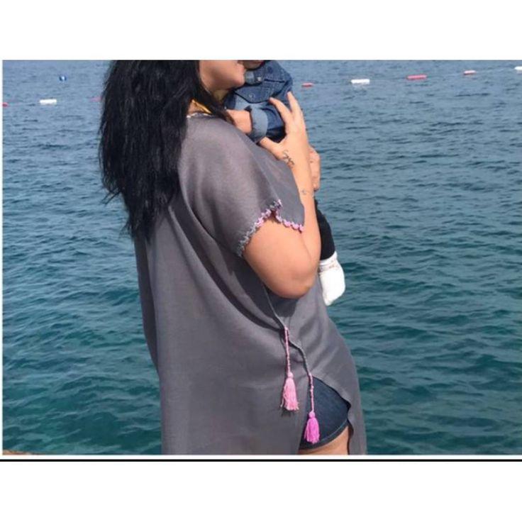 Yine muhteşem bir paylaşım...tekrar tekrar teşekkürler....bu kadar çok yakıştığını gördüğümde tüm yorgunluğum gidiyor...��. #tunik #sumertimes #sumer #sun #beachdress #mayo #bikini #pareo #peştemal #otantikelbiseler #instrasize #instralike #hamile #handmade #elişi #tığişi #crochet #knitting #denizelbisesi #alacatiturkey #bodrumturkey #datça #yaz #butik #konbin #boticario #tasarımbutik #tasarim #creative http://turkrazzi.com/ipost/1519012533431962544/?code=BUUndnglAuw