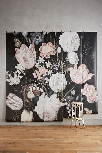 1000 images about paint and finishes and tiles and for Anthropologie mural