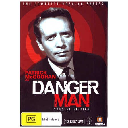 Danger Man: (Special Edition) The Complete 1964 - 1966 Series