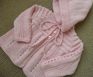 Knitting Patterns For Baby Jacket With Hood : 1071 best images about Knitting patterns for girls on Pinterest