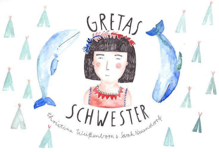 Gretas Schwester - Teil 1 — Gretas Freunde