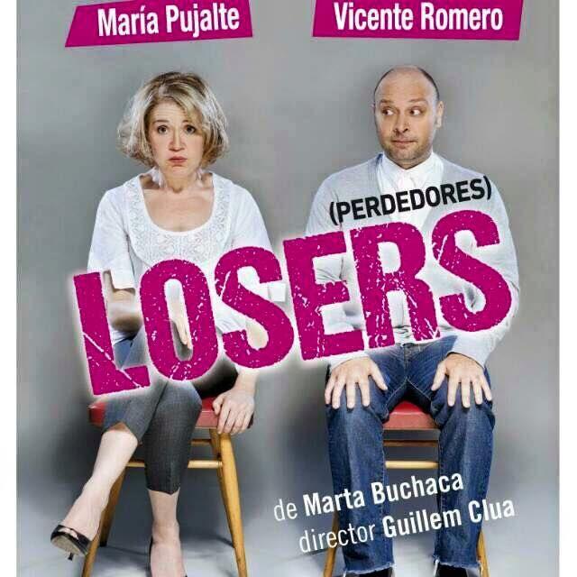 LOSERS de Marta Buchaca en el Teatro Bellas Artes