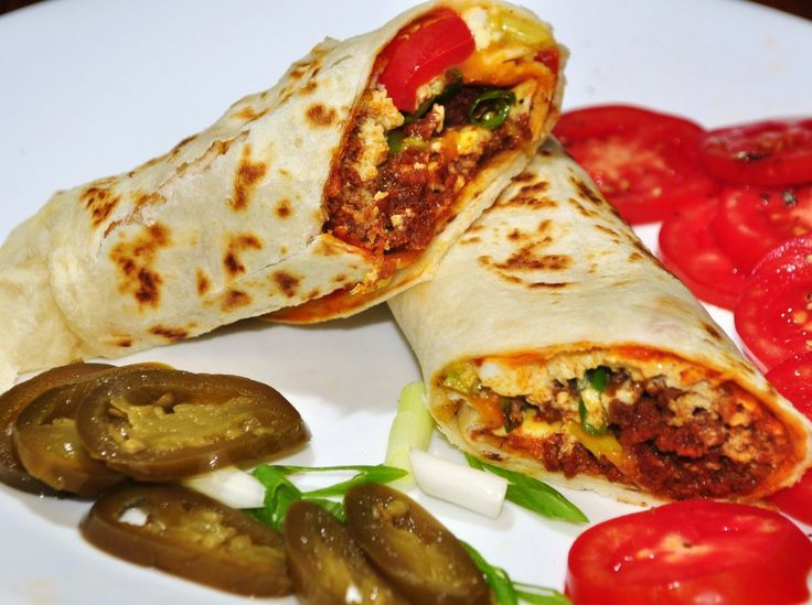 Paleo Chorizo Burrito Recipe, 15 Delicious Breakfast Recipes - Always in Trend | Always in Trend