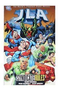 Like New JLA DC WORLD'S GREATEST SUPER HEROES