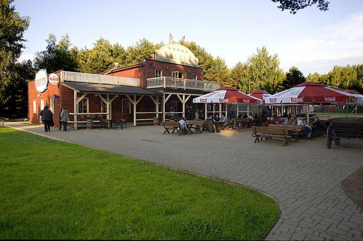 restauracja Country Saloon nad Zalewem Zegrzyńskim
