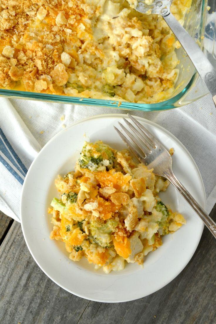 Chicken Broccoli And Rice Casserole  Recipe  Recipes To -8820