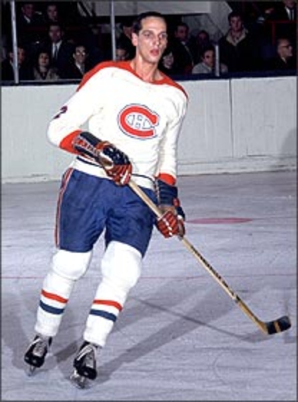 Jacques Laperriere Montreal Canadiens