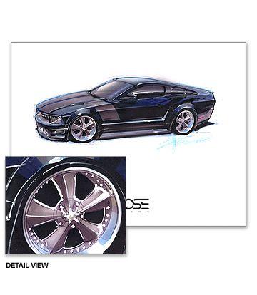 Chip Foose Drawings | chip foose overhaulin drawings image search results