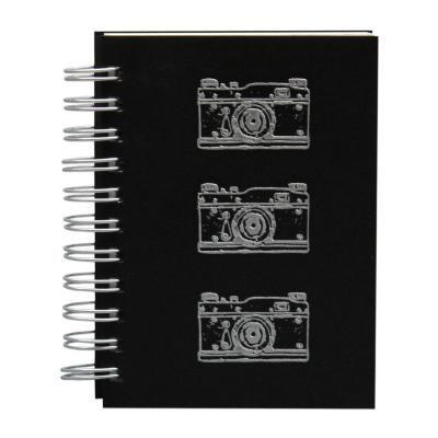 Retro Camera Notebook